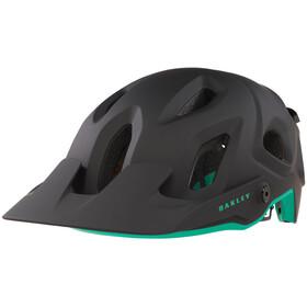 Oakley DRT5 Helmet black/celeste